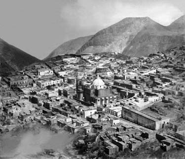 Real de Catorce at 1893