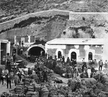 Dolores Trompeta mine bonanza June 1903