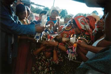 Ceremony in the Huichol Sierra